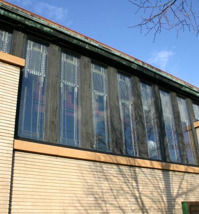 Dana-Thomas House Windows