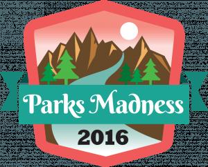 Parks Madness Logo