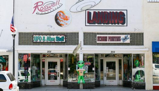 Visit Roswell, NM