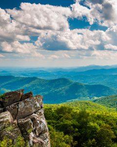 Shenandoah Blue Ridge Mountains