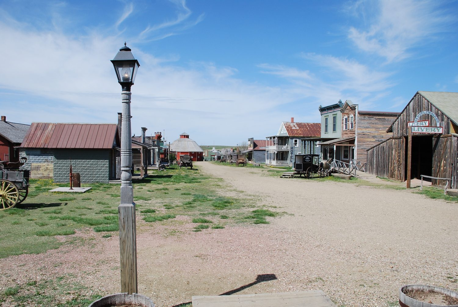 1880 Town, South Dakota