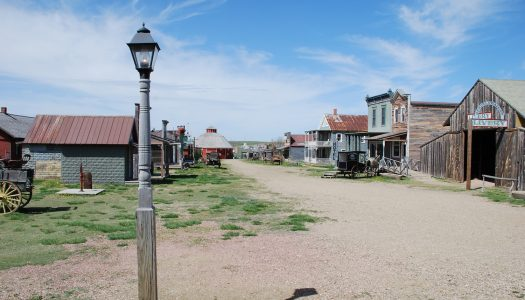 Offbeat Attractions Along I-90 in South Dakota