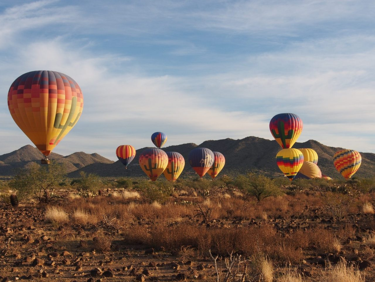 7 of the Best Hot Air Balloon Festivals in the US