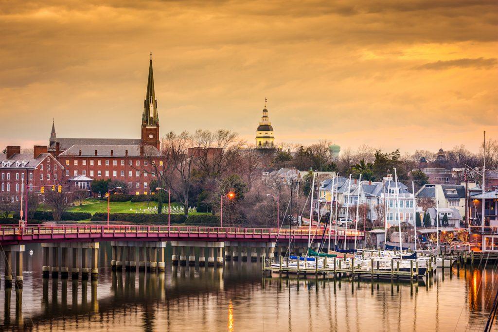 Harbor Tours Annapolis Md