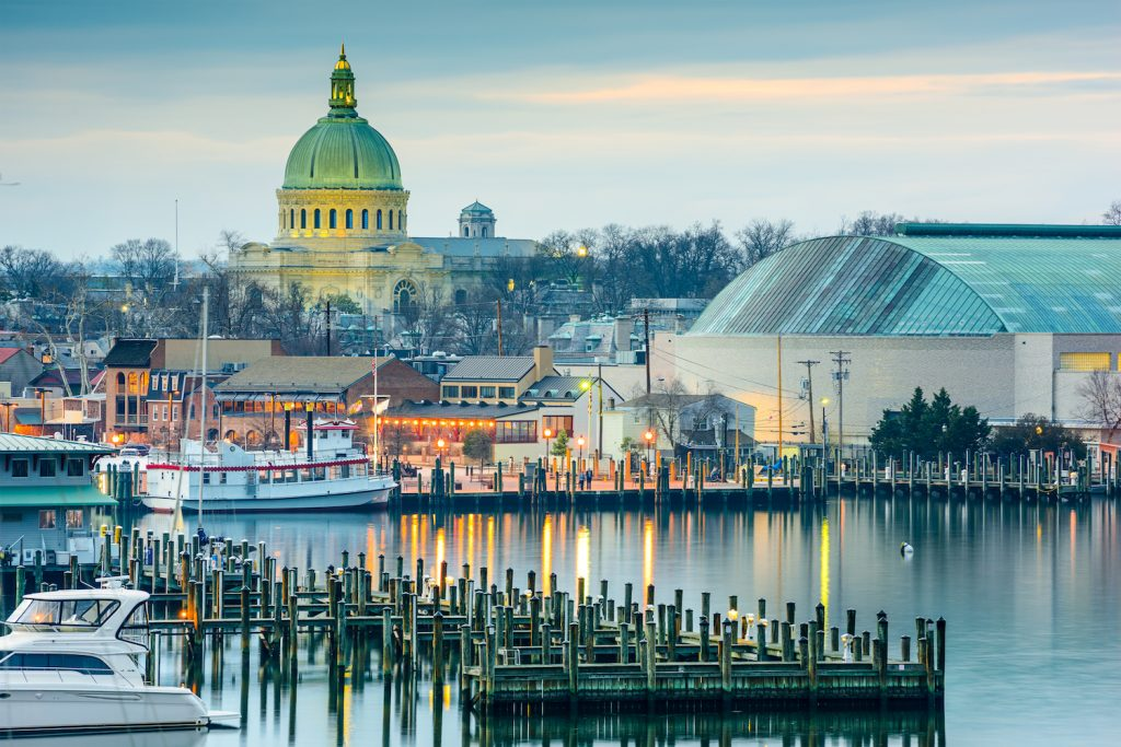 Quick Guide To Annapolis Maryland Drive The Nation