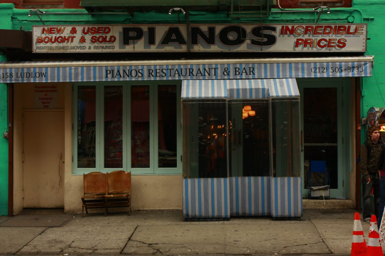 Pianos New York
