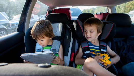 Kid-Friendly, Educational Activities and Apps for Road Trips