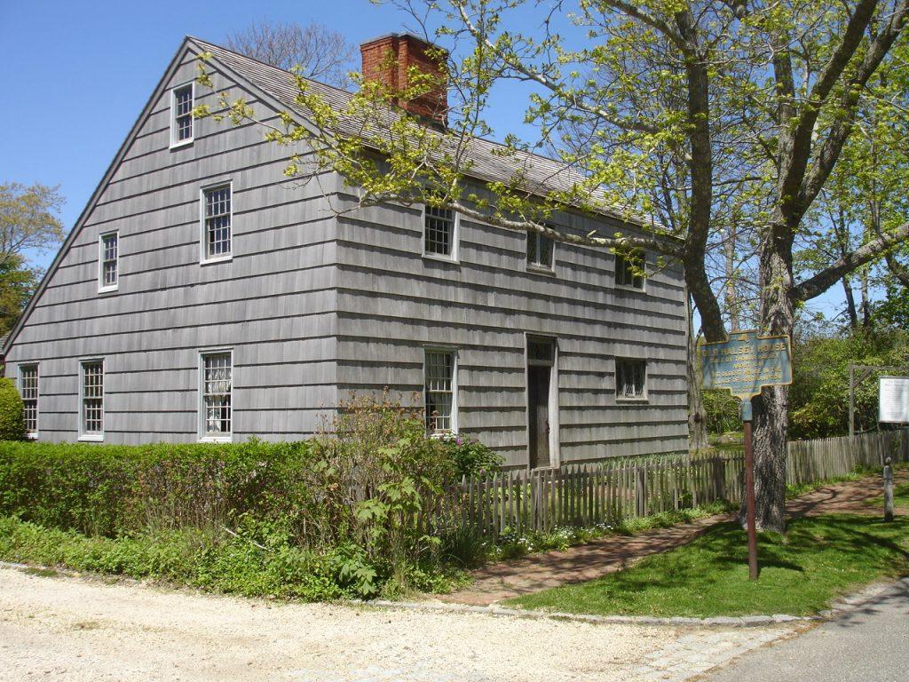 Old Halsey House