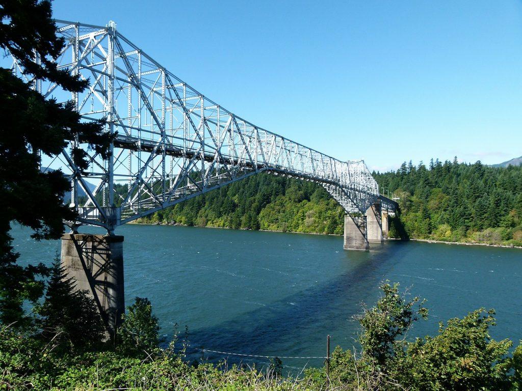Columbia River Bridge