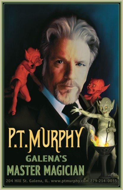 PT Murphy Magic
