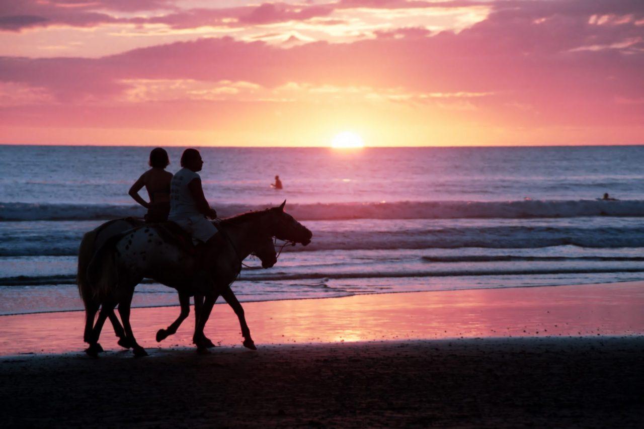 Top 5 Beaches for Horseback Riding
