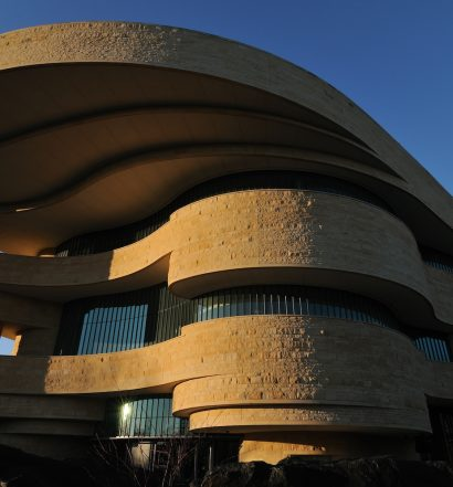 the american indian museum in washington, dc