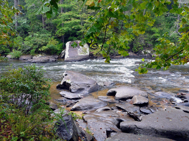 Toccoa River, GA