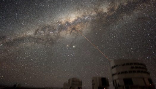 Where to See the Milky Way
