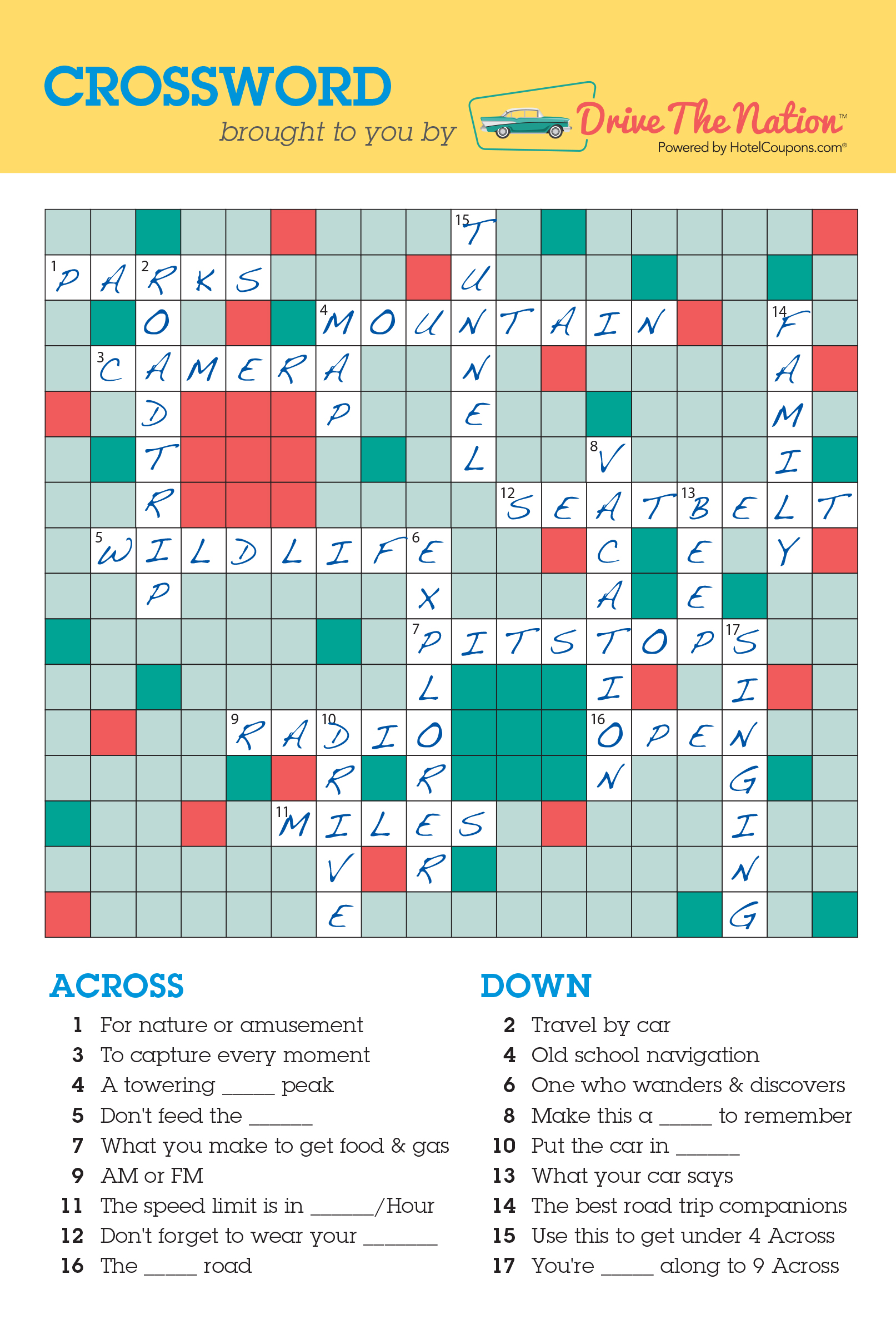 Some puzzles crossword clue - AnswersKey