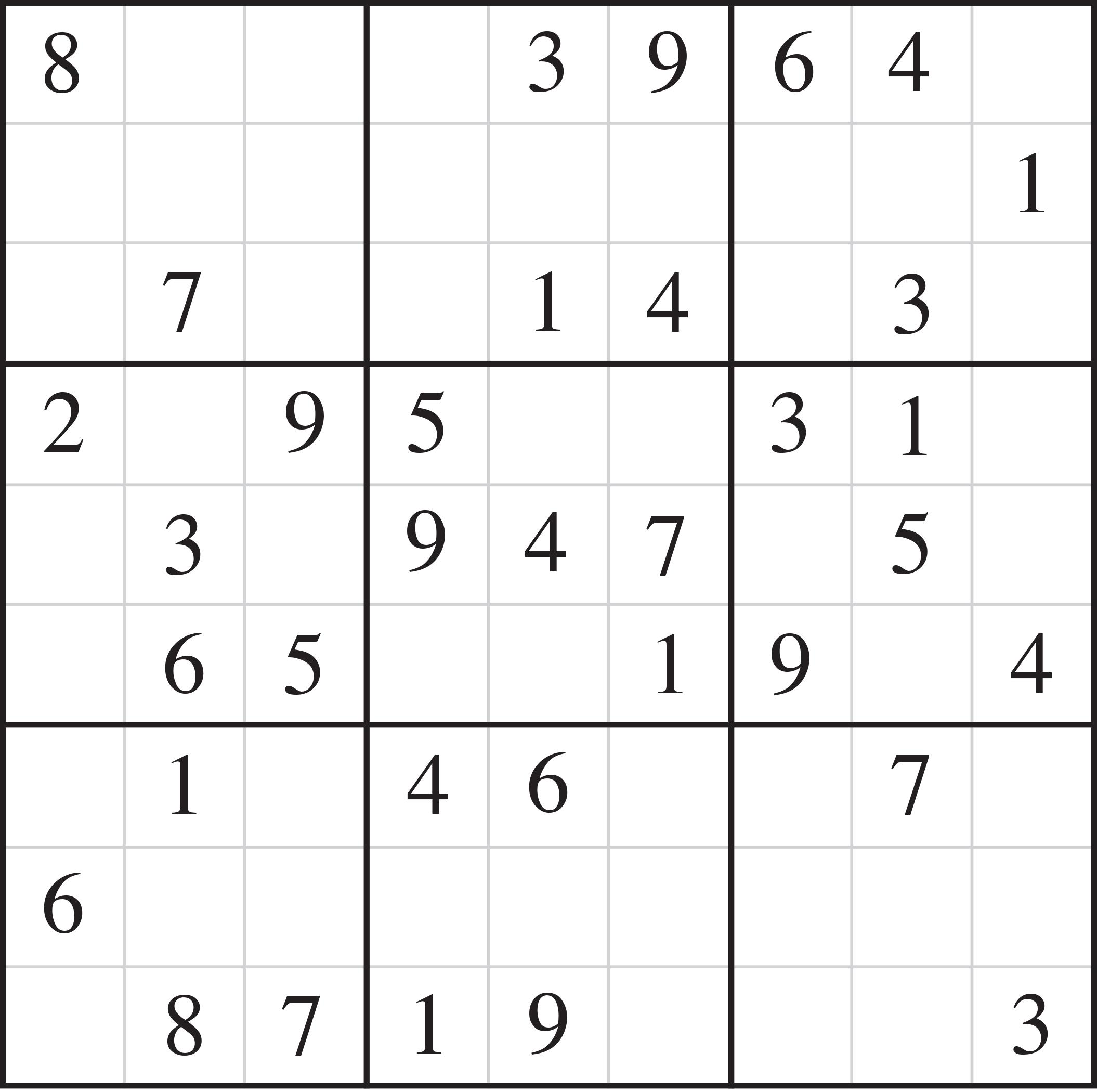 Puzzle Archive - Clue Search Puzzles