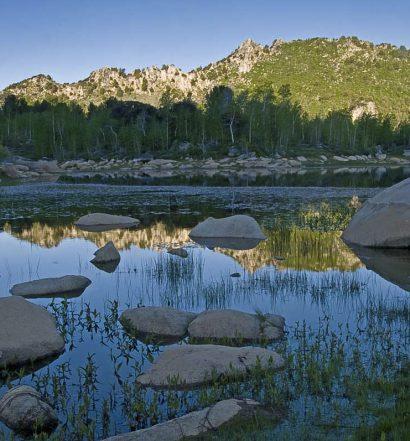 Pine Forest Range Wilderness Area in Nevada