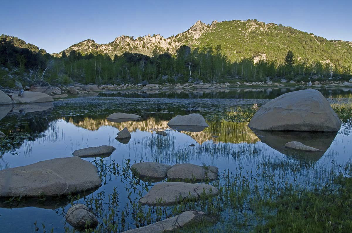 Pine Forest Range Wilderness Area in Nevada