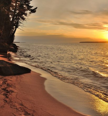 Apostle Islands National Seashore in Wisconsin