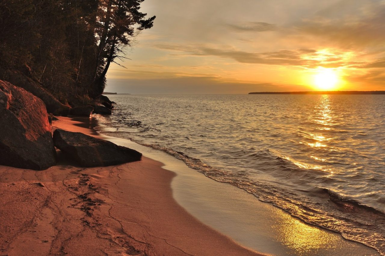 Apostle Islands National Lakeshore Drive The Nation