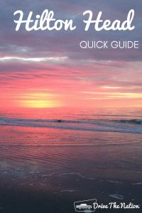 Quick Guide to Hilton Head
