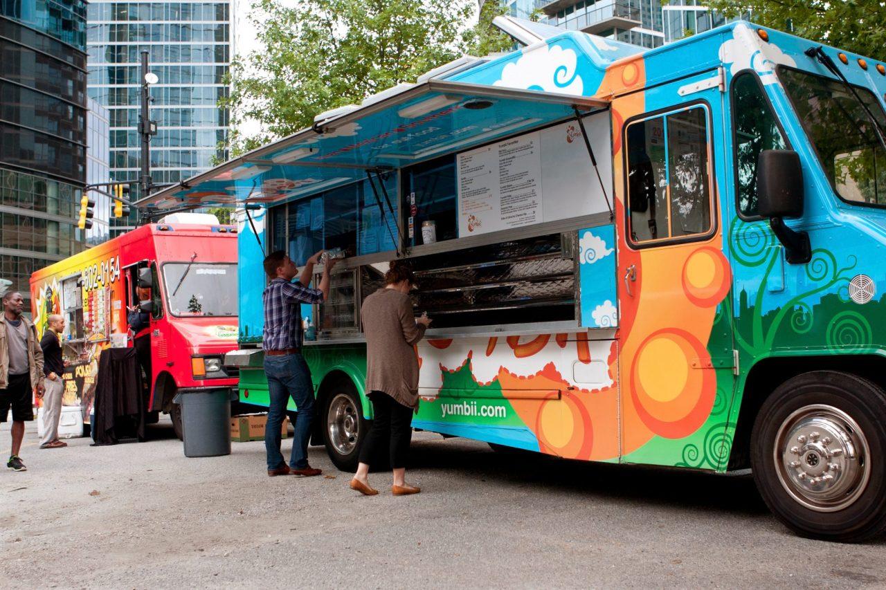 Atlanta Food Truck Thursday