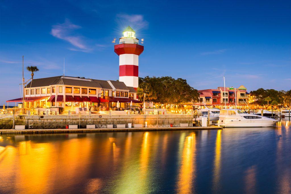 Hilton Head, South Carolina lighthouse