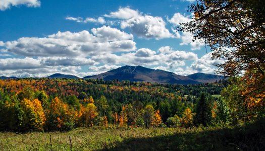 Driving Scenic Vermont 100