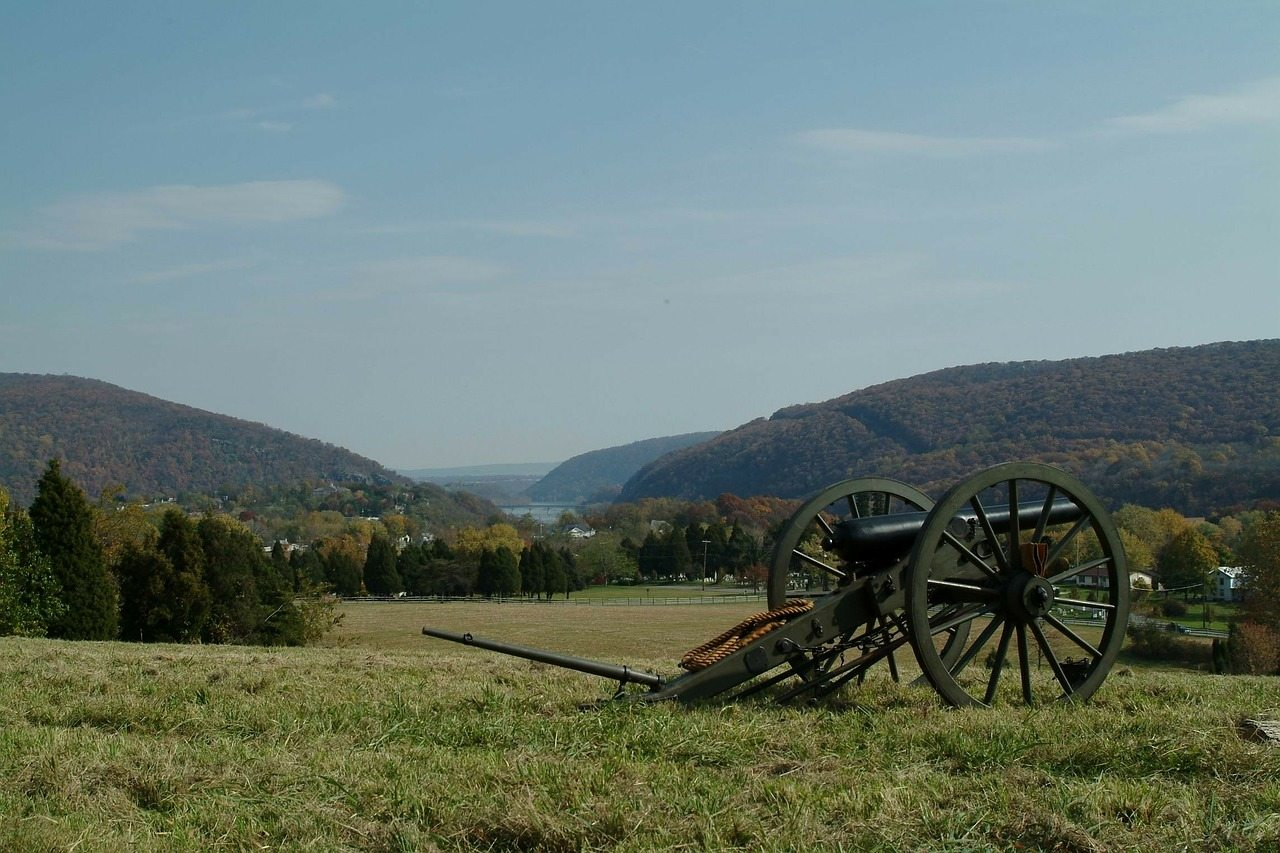Guide to Visiting Harper's Ferry National Historic Park ...