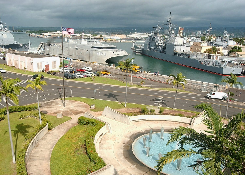 Pearl Harbor Honolulu Hawaii