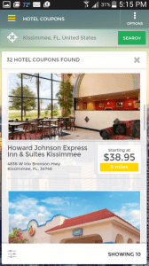 hotelcoupons app