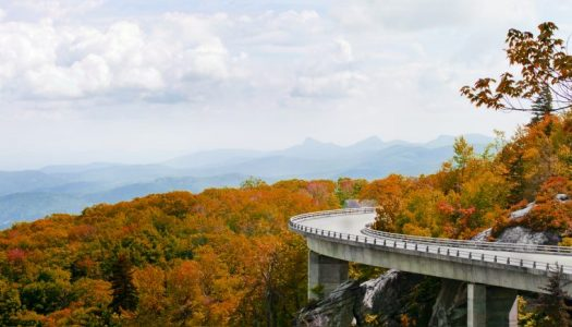 Blue Ridge Parkway Driving Guide