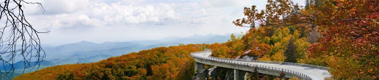 Blue Ridge Parkway Driving Guide