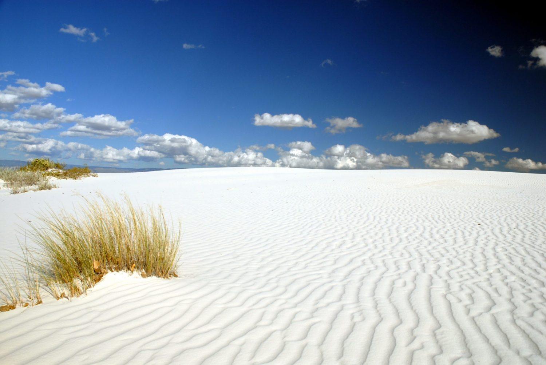 White Sands National Monument Landscape