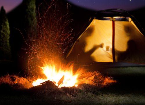Rockwall Tent Camping
