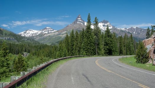 Drive the Scenic Beartooth Highway