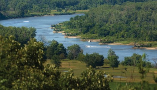 Drive the Lewis & Clark Scenic Byway
