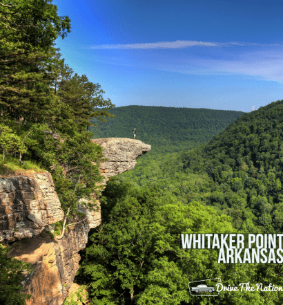 Whitaker Point- Arkansas