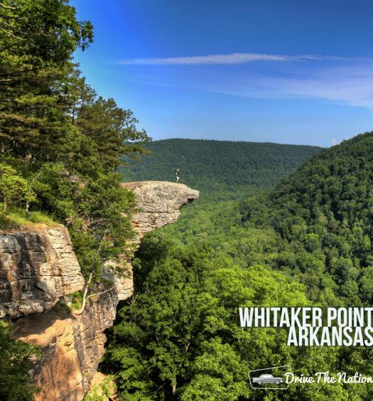 Whitaker Point- Arkansas