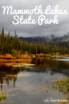 Mammoth Lakes State Park