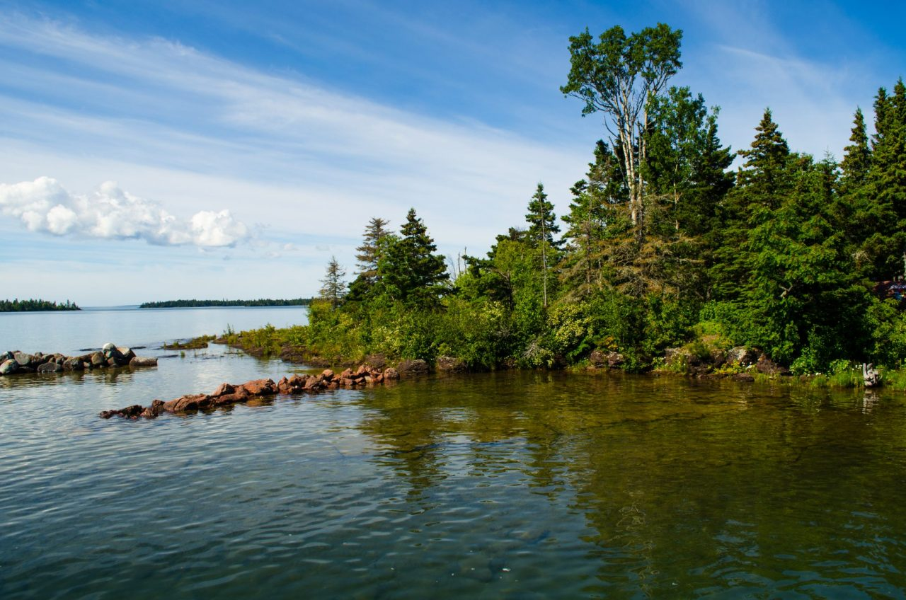 Isle Royal national Park