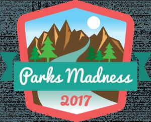Parks Madness Logo 2017