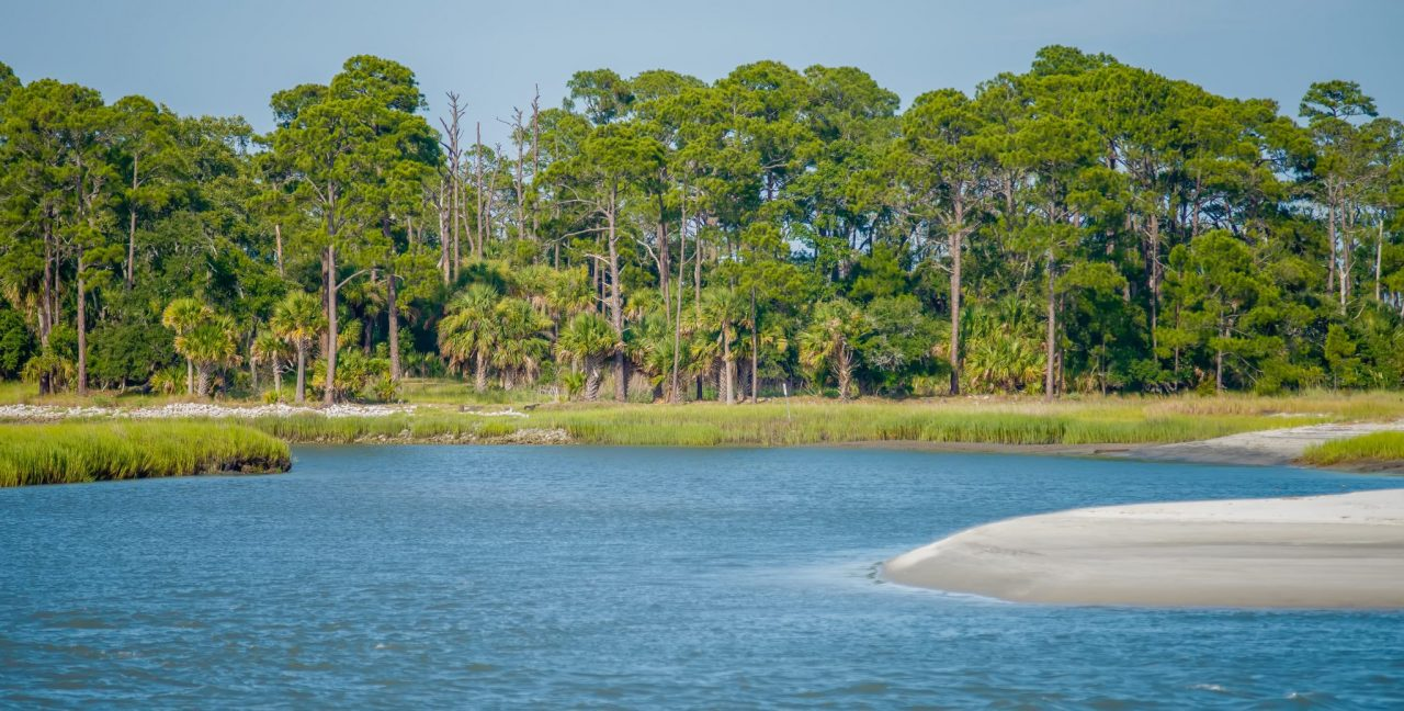 Hunting island - south carolina state park