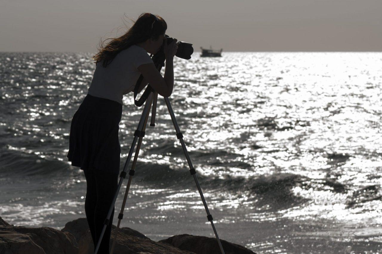 sea-tripod camera tip