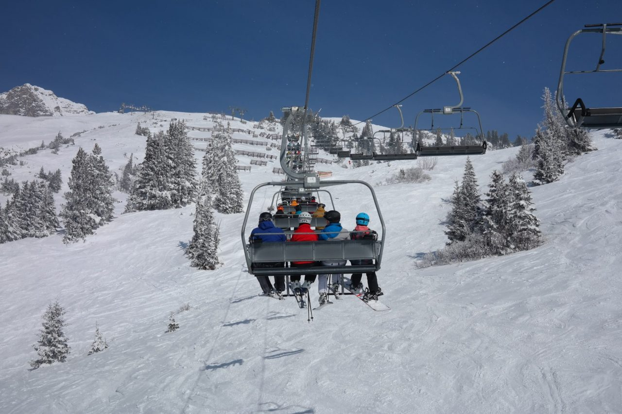chairlift ski lift steamboat springs