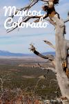 View overlooking Mancos, Colorado