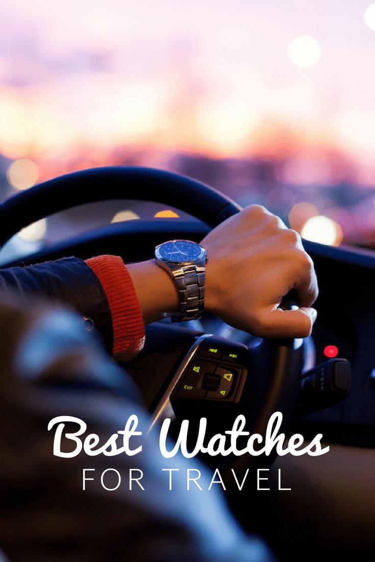 7 Best Watches for Travel Under $100