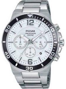 7 Best Watches for Travel Under $100: Pulsar Chrono Watch