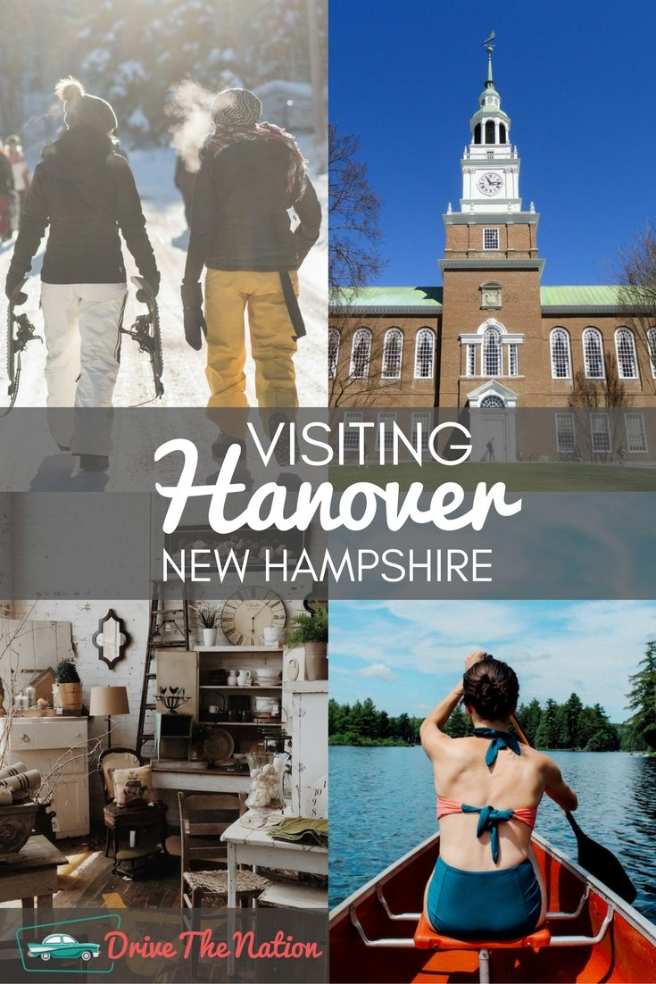 Check out our guide to visiting charming small town Hanover, New Hampshire. Beautiful in every season, this town has antiques, sports, and something for everyone.