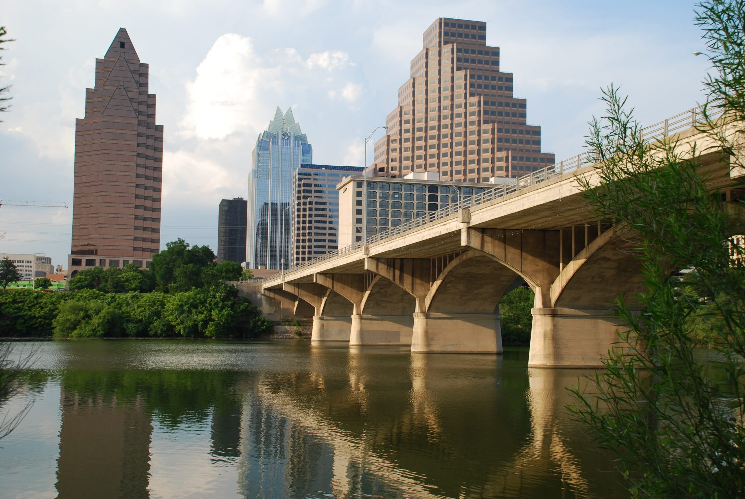 Austin's Congress Bridge